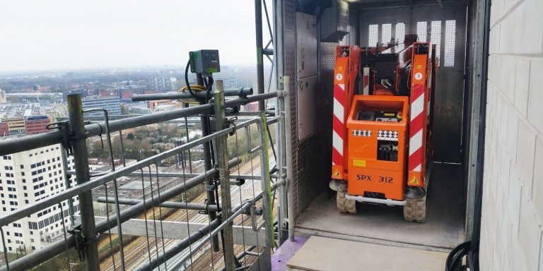 lift mini crane Jekko
